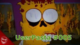 UserPasta #005 - Die verlorene Simpsons Folge