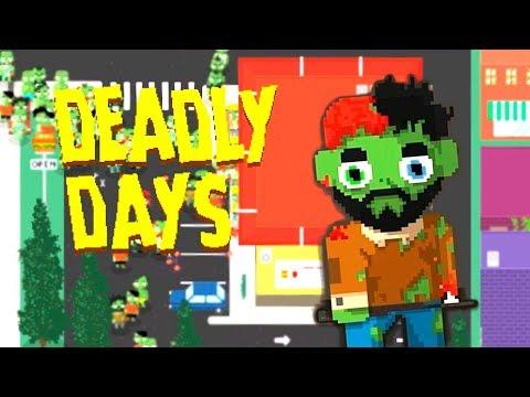 ОШЕНЬ ДЕДЛИ-ДЕДЛИ ДНИ! | Deadly Days