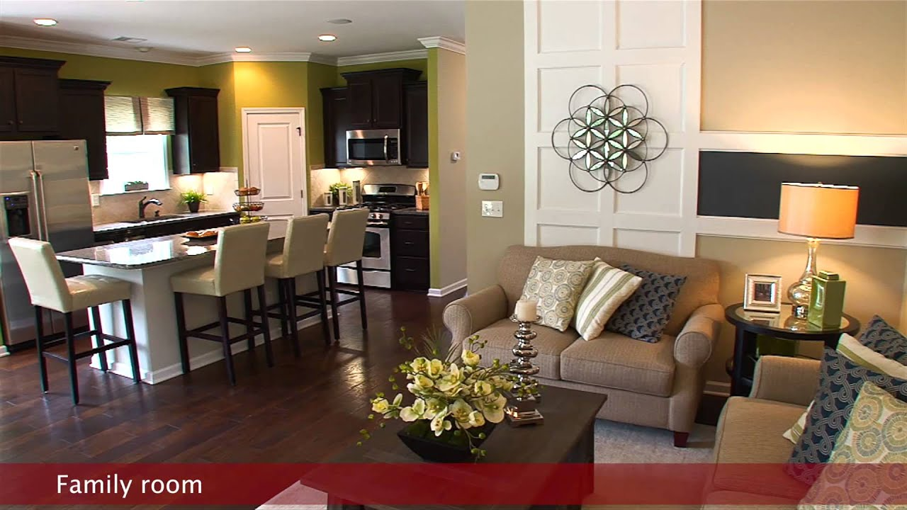The Woodlands, Alexandria Model: Mungo Homes, Charleston, SC   YouTube