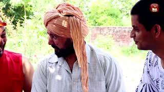 CHACHA BISHNA || Bire Sharabi di chaa 1/5  || Punjabi funny comedy 2018