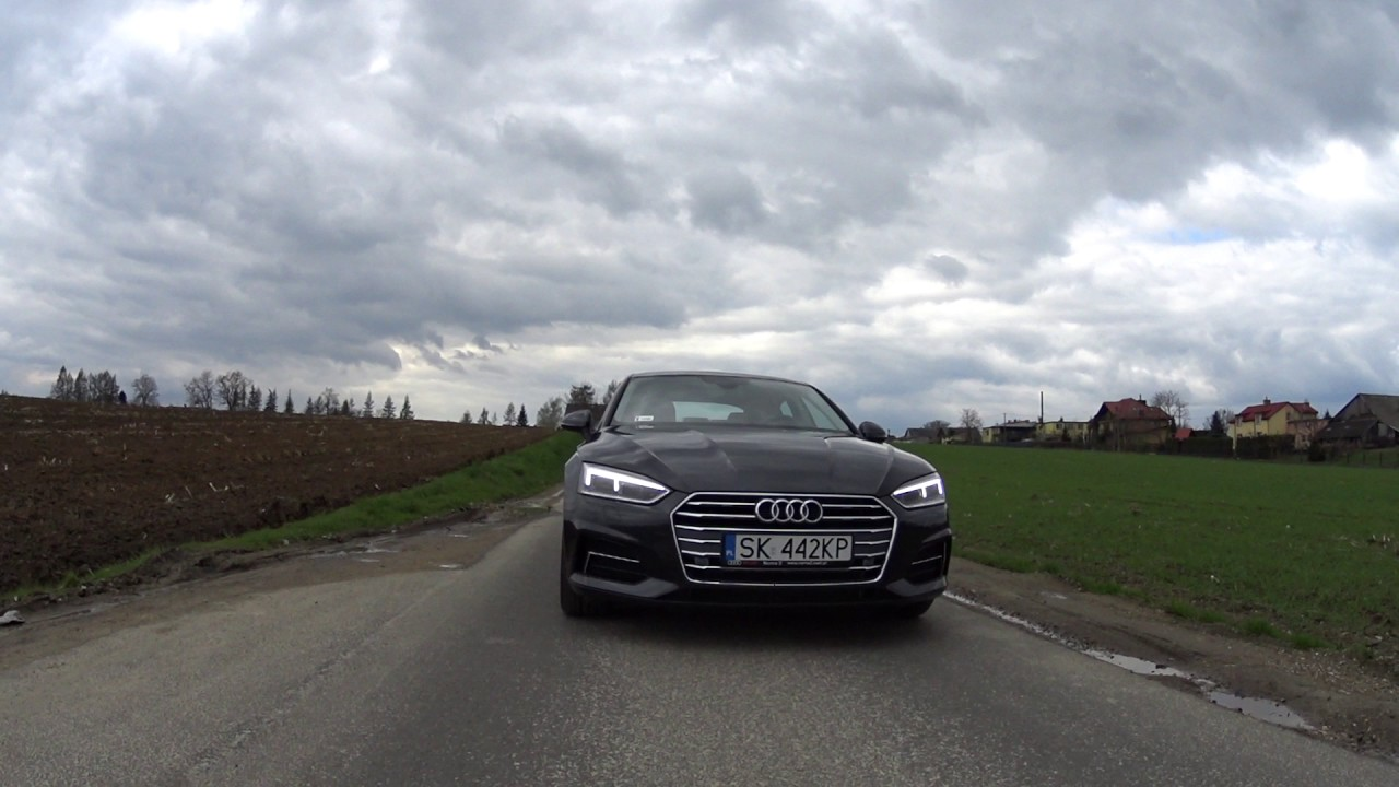 2017 NEW Audi A5 Sportback 2.0 TDI 190 - YouTube