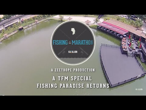 Fishing Paradise Returns! - The Fishing Marathon Special Episode