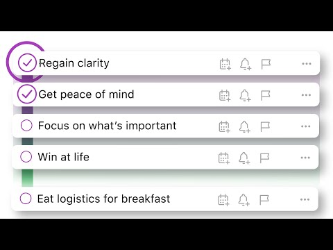 Introducing Tasks: An easier way to turn to-do into done