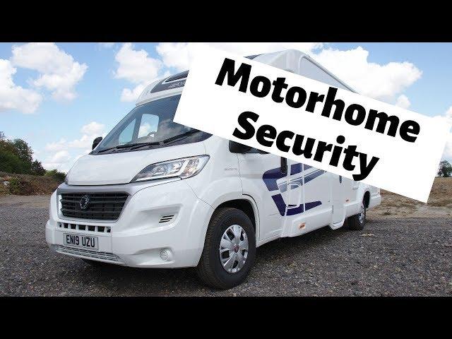 Fiat Ducato Motorhome Security Upgrade | CBS Automotive