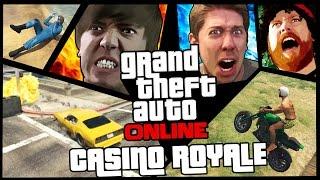 GTA 5 Online - Casino Royale!