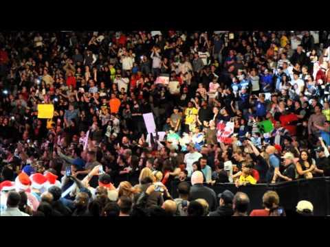 WWE Holy Shit chants (SOUND EFFECT)