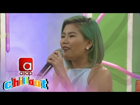 """ASAP Chillout: Katrina Velarde sings """"Don't You Worry 'Bout A Thing"""""""