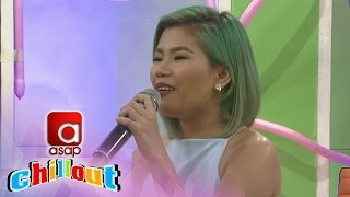 "ASAP Chillout: Katrina Velarde sings ""Don't You Worry 'Bout A Thing"" Video"