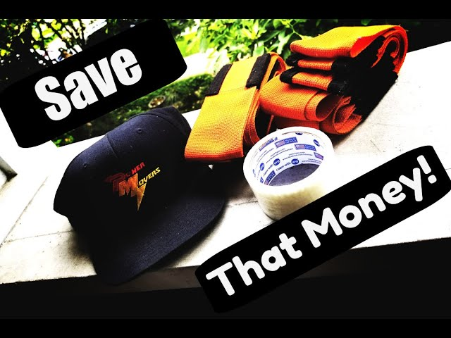 Save that Money! moving edition*