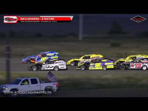 Sport Compact/Modified Features - Park Jefferson Speedway - 8/3/19