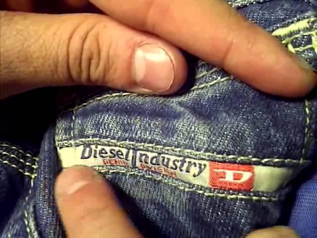 Como Identificar Un Jean Diesel Original Youtube