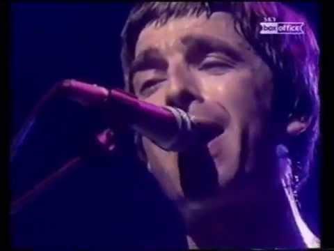 Oasis - Half The World Away - Glasgow 2001