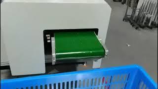 (최신형)KF94 2D 마스크 4열 파우치 포장기계