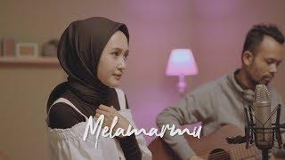 Download MELAMARMU - BADAI ROMANTIC PROJECT ( Ipank Yuniar ft Alpita Maharani Cover & Lirik )