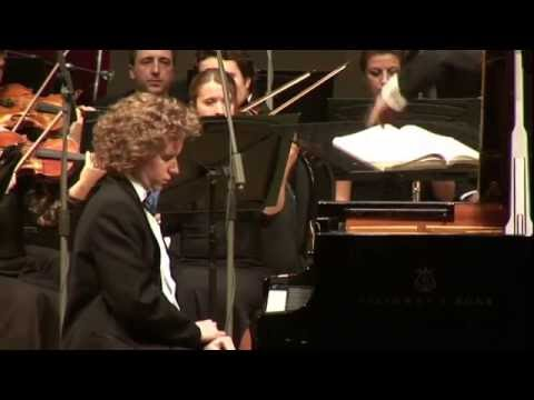 Nikolay Khozyainov - Rachmaninov Piano Concerto No. 3 in D minor, op. 30
