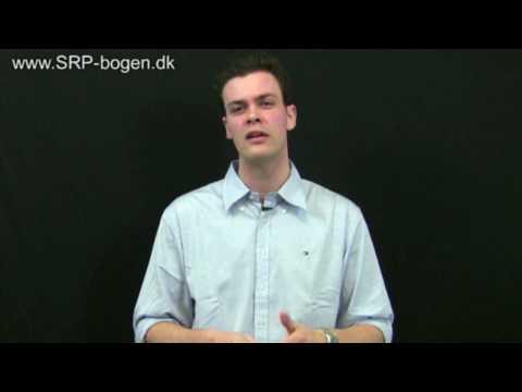 Intro til SRP-bogen