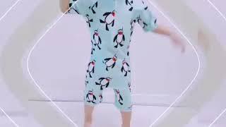 ❤뿌블리 호블리 펭귄올인원 아기수영복추천(아기래쉬가드추…