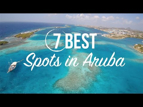 Travel to ARUBA's 7 Best Spots