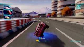 Cars 2 Gameplay 1 of 2 HD