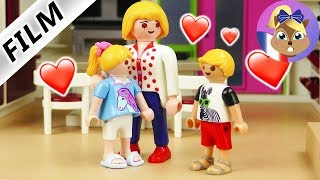 Film Playmobil en français | Nouvel ami pour Hannah? Maman veut caser Hannah | Famille Brie