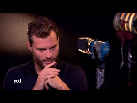 Fifty Shades Darker interview with Jamie Dornan for Red TV