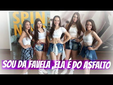 Pikeno - Sou Da Favela, Ela é Do Asfalto | Coreografia CiabyMarinho