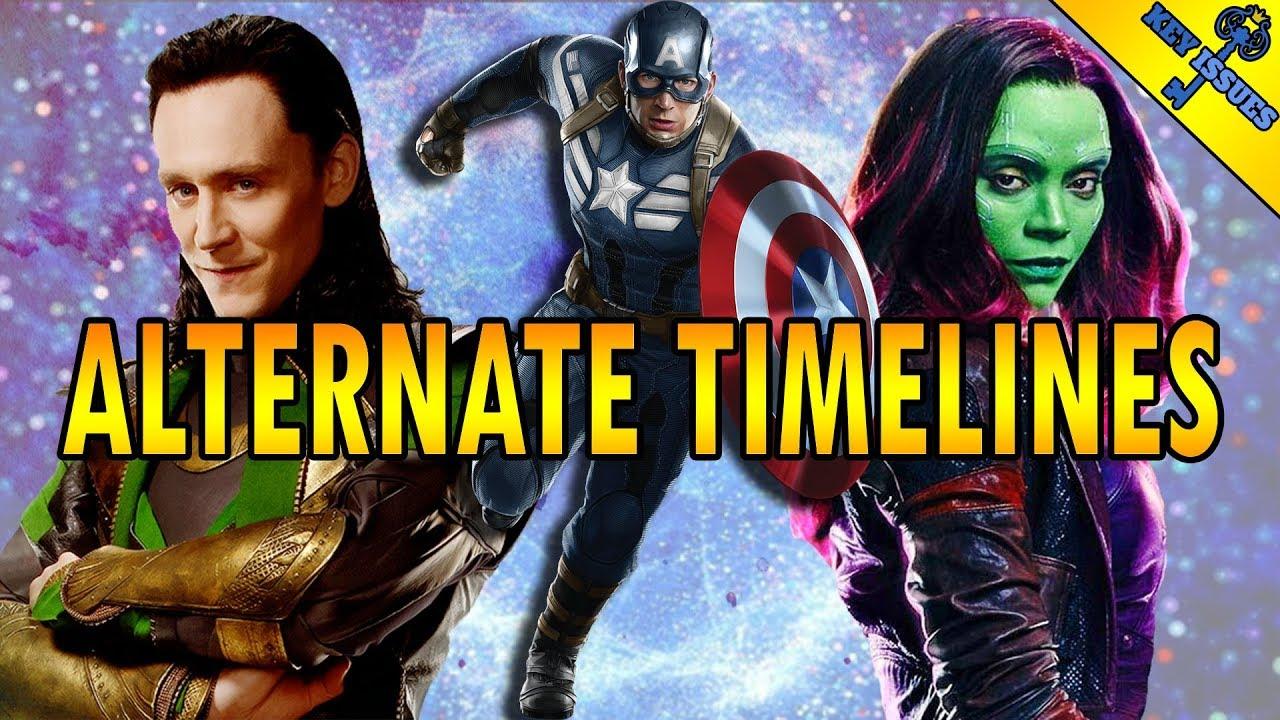 Every Alternate Timeline From Avengers Endgame Explained Youtube