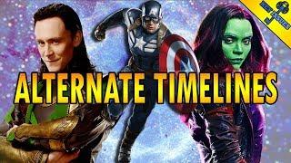 Every Alternate Timeline From Avengers Endgame Explained