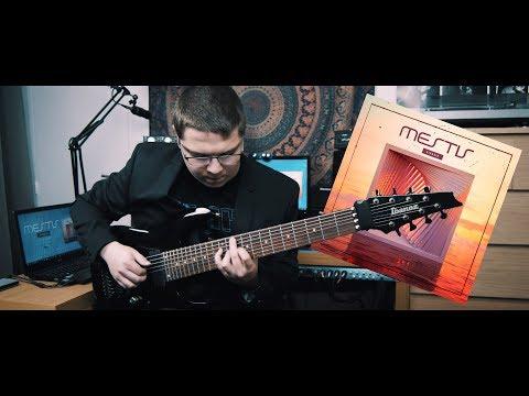 Sedosa New Mestis Javier Reyes Guitar Cover By Lucas Laffineur Youtube