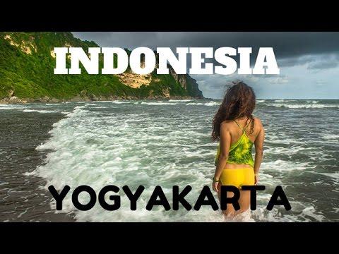 JAVAN CULTURE, ANCIENT RUINS, BEACHES & VOLCANO TREK, Yogyakarta & Mt.Merapi, Java, Indonesia