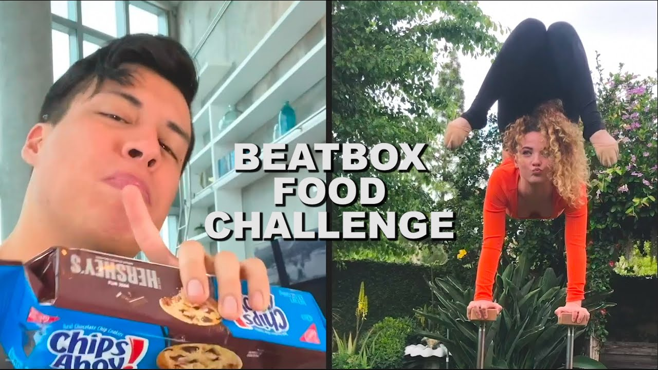 Beatbox Food Challenge ft. Sofie Dossi