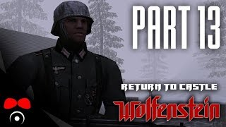 HRÁDEČEK ŠUFTWAFFLE! | Return to Castle Wolfenstein #13