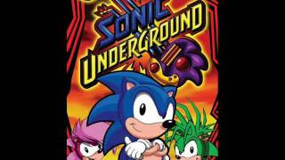 Sonic Underground Cosmic Dance-Subtitulado al Español