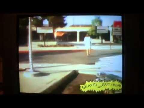 Beavis and Butt-Head- vanilla ice music video