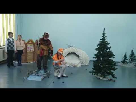 """Мюзикл """"Почему медведь зимой спит"""""""