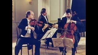 Mozart trios K.548, K.564, K.496