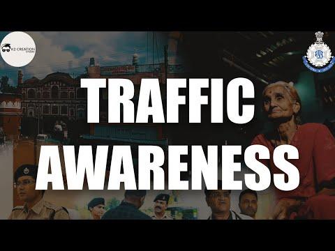 Traffic Awareness | Burhanpur Police | K2creationstudio | 2019