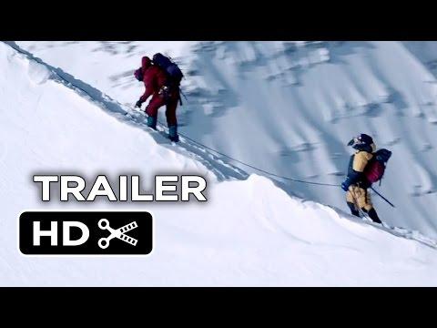 Everest TRAILER 1 (2015) - Josh Brolin, Jake Gyllenhaal Adventure Movie HD