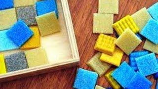 видео Производство и изготовление мозаики и плитки