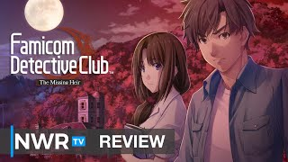 Famicom Detective Club: The Missing Heir (Switch) Review (Video Game Video Review)