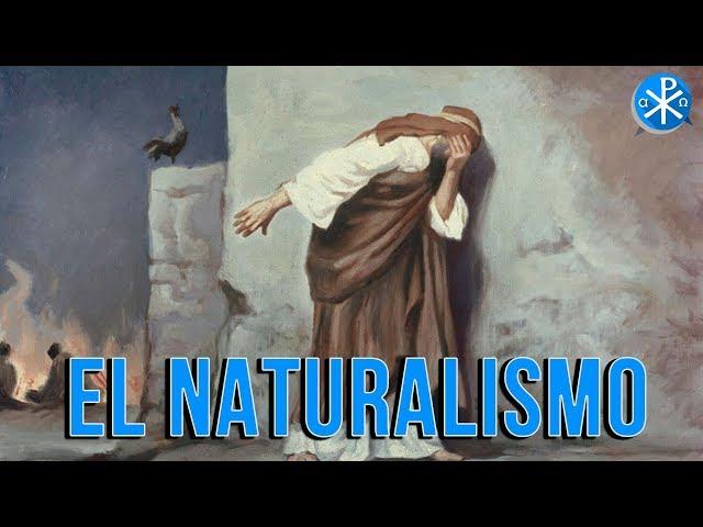 El Naturalismo | Perseverancia - P. Gustavo Lombardo