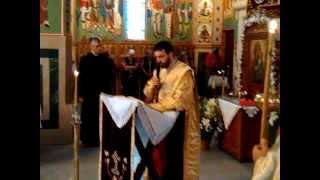 Pr. Diac. Constantin Hurjui - Sfanta Evanghelie (Sfantul Luca al Crimeii)