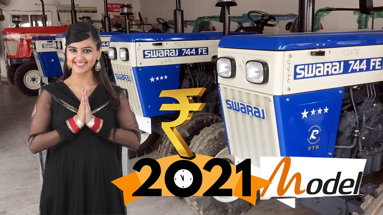 Download SWARAJ 744 FE TRACTOR - Swaraj 2021 model REVIEW AND SPECIFICATION  tractor- ट्रेक्टर इन हिंदी 2021