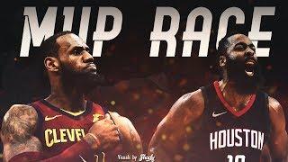 LeBron James x James Harden - MVP RACE 2018 ᴴᴰ