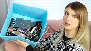 2018 Makeup Trash | OVER $1700