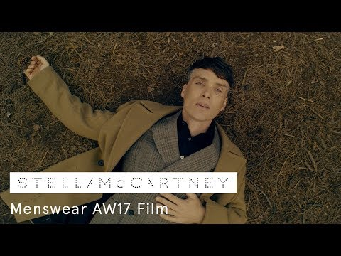 Black Park  Stella McCartney Menswear AW17 Film Featuring Cillian Murphy