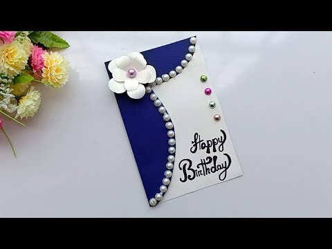 How to make Special Birthday Card For Best Friend