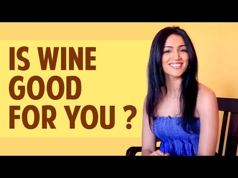 Could red wine help improve your skin?