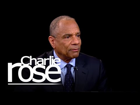 American Express CEO on Hacking (Dec. 23, 2014) | Charlie Rose