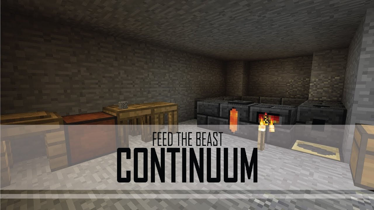 [ALPHA] FTB Continuum - 02 - WORKING WITH TINKER'S CONSTRUCT